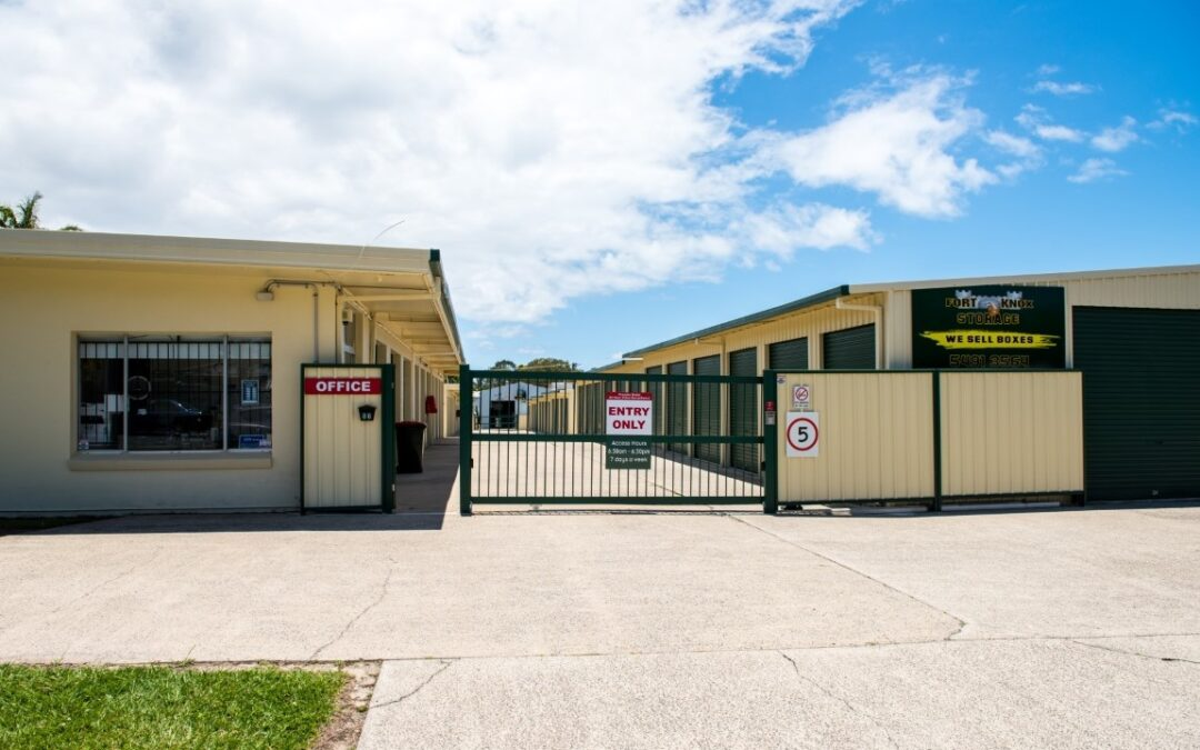 A Guide to Choosing the Right Size Self Storage Facility for You