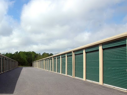 Accessible Storage at Guardian Self Storage