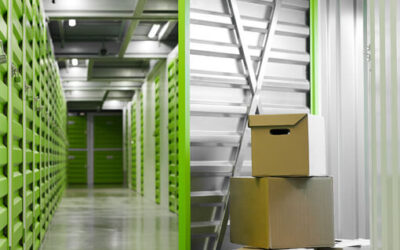 What are self-storage units?