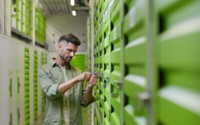 What Should You Store in a Storage Unit?