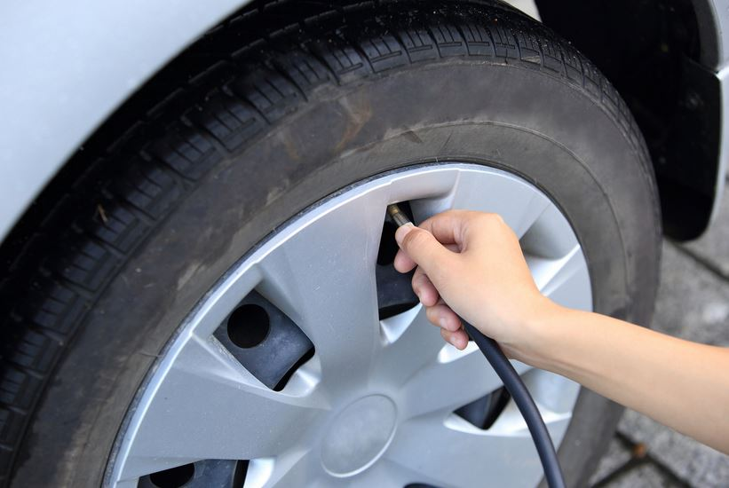 tyre inflate